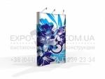 Мобильный стенд Pop-Up (поп ап) 2x4 секции eXpa
